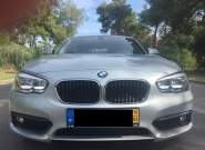 BMW 116 edynamics advantage