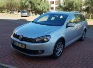VW Golf Variant VW Golf 1.6 TDi Confortline