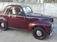 Outra não listada Simca SIX (Cabriolet) - 1950
