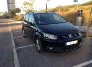 VW Touran 1.6 TDI Bluemotion 7L