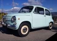 Fiat 600 D CABRIO
