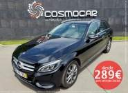 Mercedes-Benz C 200 D BlueTEC Avantgarde