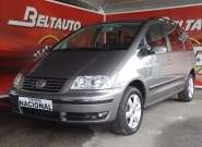 VW Sharan 2.0 TDI Highline 7 Lugares